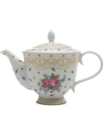 Kensington Palace Rose Teapot