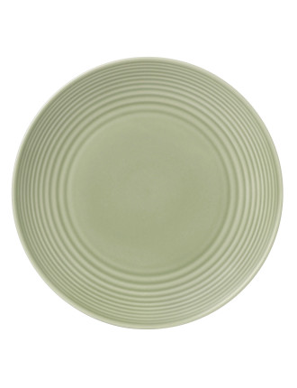 Gr Maze Sage Dinner Plate 28cm