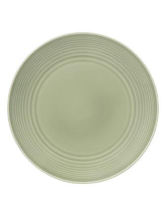 Gr Maze Sage Side Plate 22cm