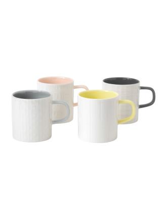 Hemingway Mug Set Of 4  sc 1 st  David Jones & Dinner Sets | Servingware | Dinnerware Online | David Jones