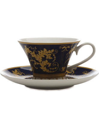 Historic Royal Palaces Tijou Gates Cup & Saucer