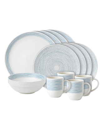 ED 16 Piece Boxed Dinner Set
