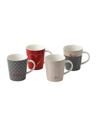 ED Mug Set Of 4