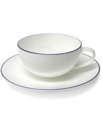Coastal Tea & Saucer