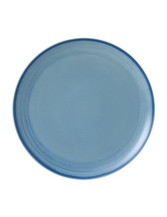 ED Brush Glaze Dinner Plate