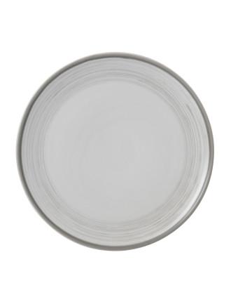 ED Brush Glaze Side Plate