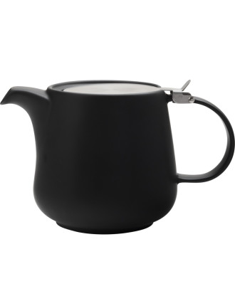 Tint Teapot 1200ml Black