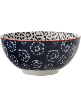 Boho Bowl Kiraku Blue 15cm