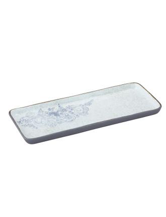 Aquitaine Fleur Rectangular Platter