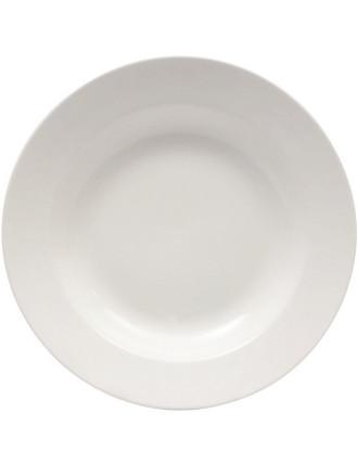 White Basics Show Plate 30cm