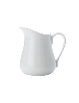 White Basics Milk Jug 320ml