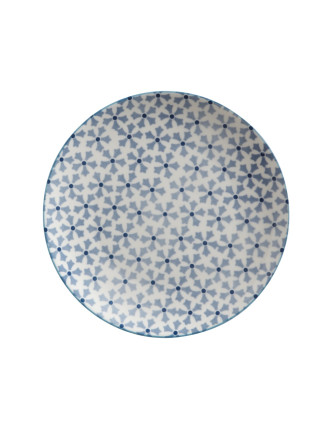 Mazara Plate Snowflake 20cm