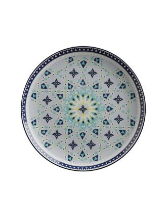 Mazara Round Platter