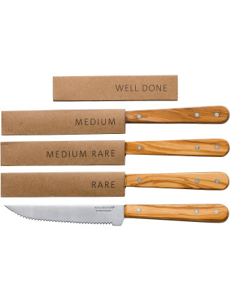Bread St Steak Knives Set Of 4
