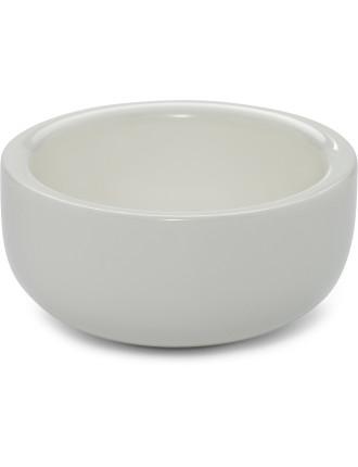White Basics Butter Pot