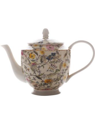 William Kilburn Teapot