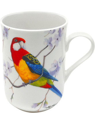Birds Of Australia Eastern Rosellas Mug