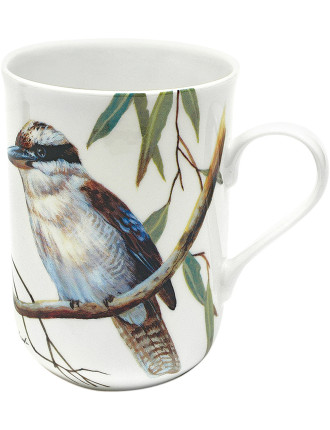 Birds Of Australia Kookaburras Mug