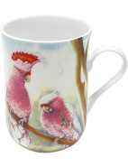 Birds Of Australia Major Mitchell's Cockatoos Mug $9.95