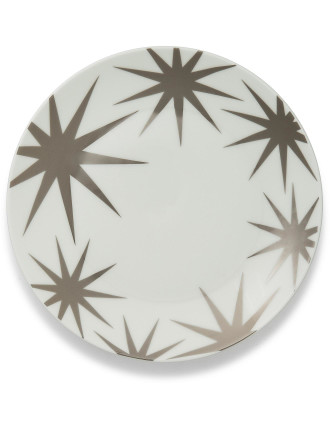 Decadent Star Side Plate 20.5cm