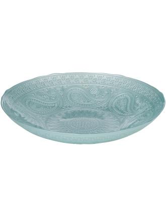 Paisley Platter