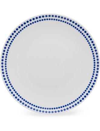 Indigo Dots Side Plate