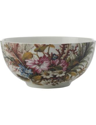 William Kilburn Breakfast Bowl 16cm Ocean Fantasy