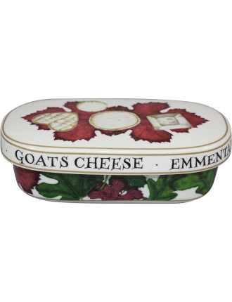 The Cheese Board Goat'S Cheese Baker / Keeper In Gift Box