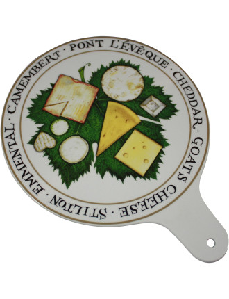 The Cheese Board Cheese Paddle In Gift Box