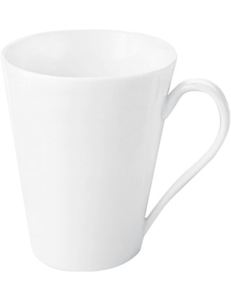 White Basics Conical Mug