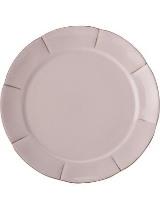 Mw Blush Cake Plate 19cm