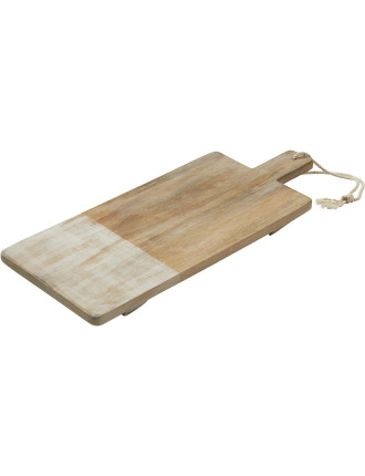 Coast Mango Wood Rectangular Board 55cm