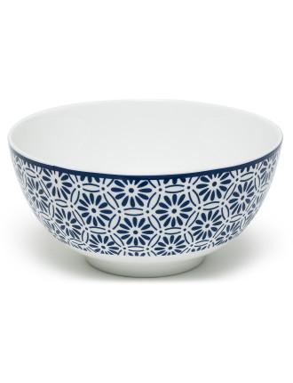 Kasbah Rice Bowl Circles 15cm