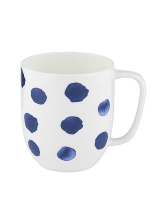 Indigo Downpour Mug