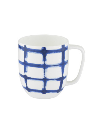 Indigo Calm Seas Mug