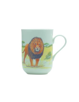 Lion Gift Boxed Mug 300ml