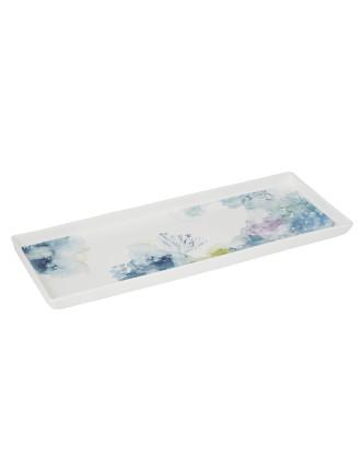 Floral Reef Rectangular Platter