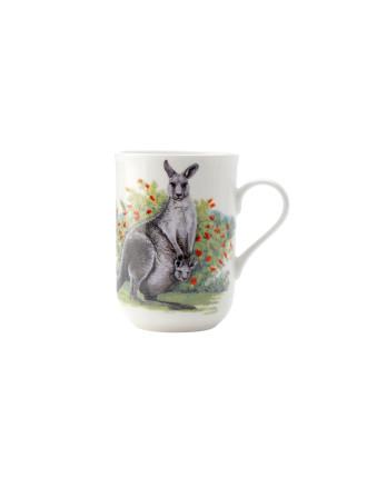 Cashmere Mug 300ml Kangaroo Gift Boxed