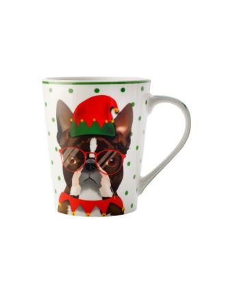 The Mob Mug Christmas Fred Gb