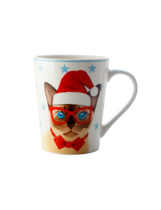 The Mob Mug Christmas Mademoiselle Gb
