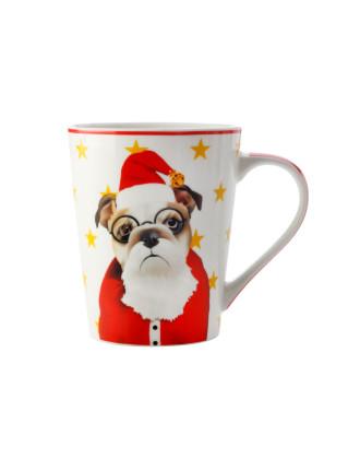 The Mob Mug Christmas George Gb