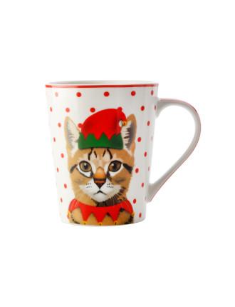 The Mob Mug Christmas Penelope Gb