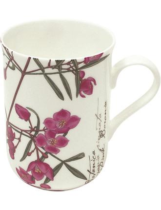 Botanic Floral Mug Boronia