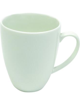 White Basics Coupe Mug