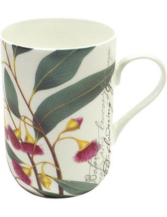 Botanic Floral Mug Gum