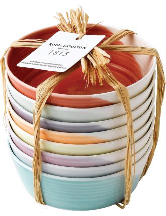 1815 Tapas Dish Set of Eight