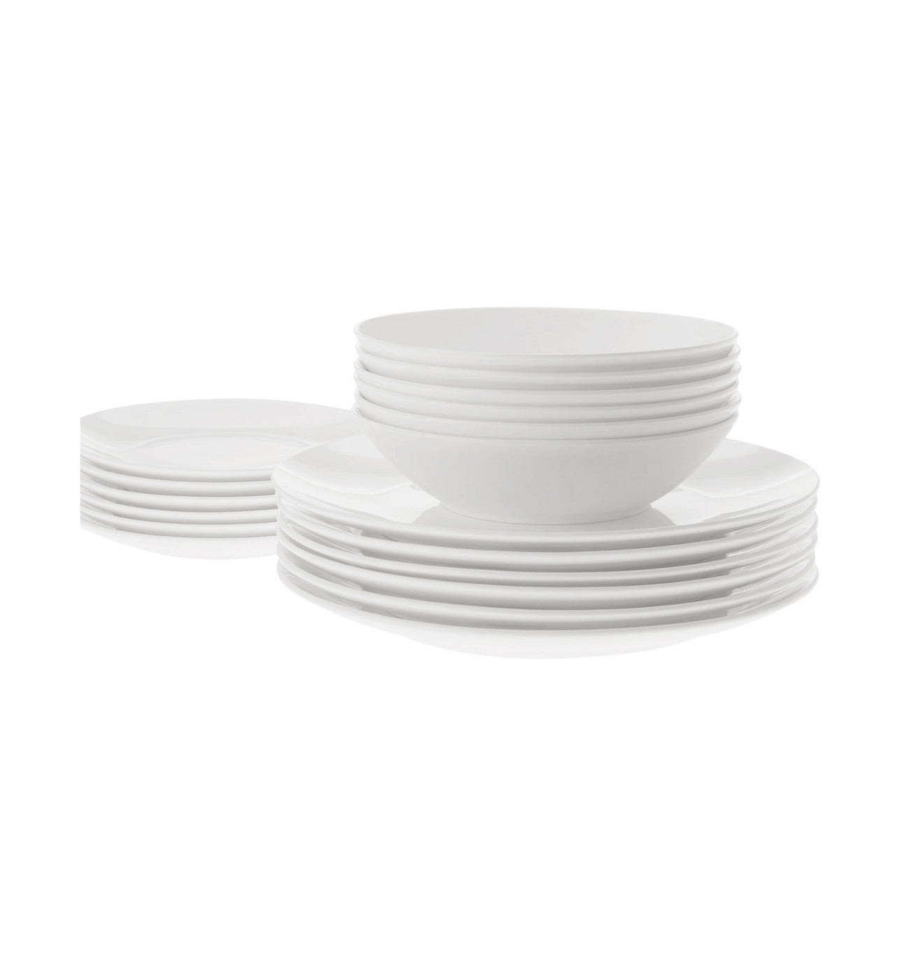 Cashmere Bone China Coupe 18-Piece Dinner Set  sc 1 st  David Jones & Dinner Sets | Servingware | Dinnerware Online | David Jones