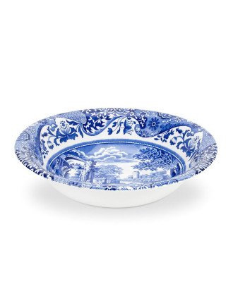 Blue Italian Cereal Bowl Set of four