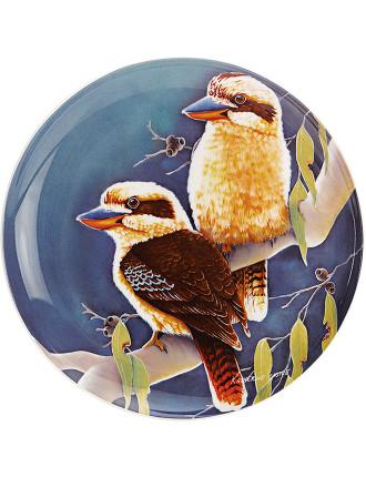 Birds Of Australia Cake Plate