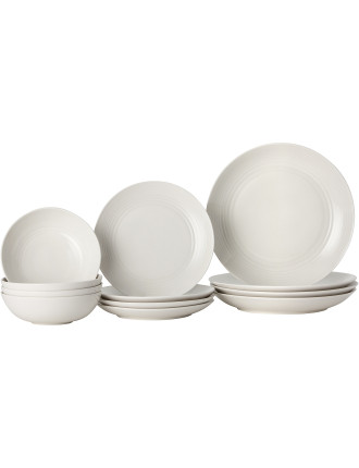 Maze 12 Piece Dinner Set